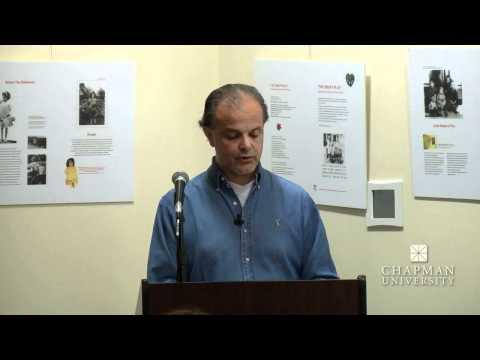 Carlos Franz at Chapman University