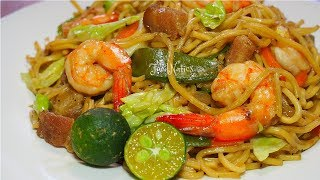 PANCIT CANTON | SAVORY AND DELICIOUS