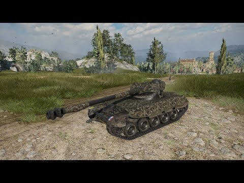 HMH AMX Modele 58 - Is It Worth It? (World Of Tanks Console Gameplay)