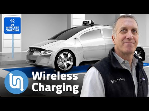 EV Wireless Charging - Powering The Future Of Autonomous Vehicles