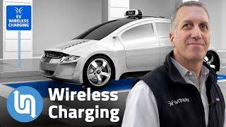 EV wireless charging - powering the future of autonomous vehicles