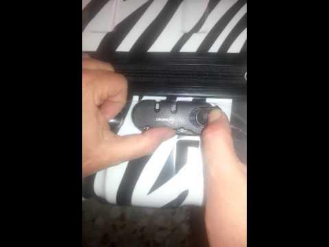 580a1a1f56b1 Cambiar combinacion maleta - YouTube