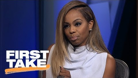 Josina Anderson analyzes Cam Newton's 'female' comment to reporter | First Take | ESPN