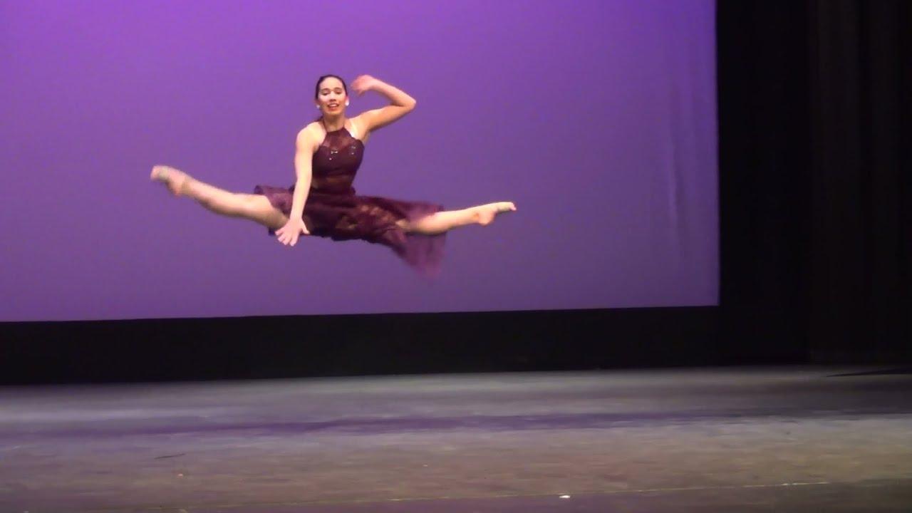 Kincaids Advanced Contemporary Dance Solo Utah Dance Expo - Contemporary dance