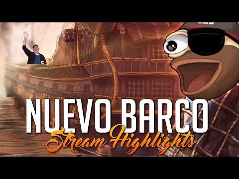 EL NUEVO BARCO DE LA TRIPULACIÓN! | Stream Highlights (League of Legends) thumbnail