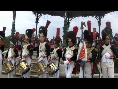 #Musiques-militaires #Fifres et #tambours des #Grognards de l'armée  de #Napoléon