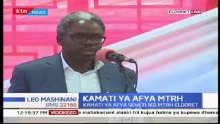 Kamati ya afya seneti MTRH Eldoret