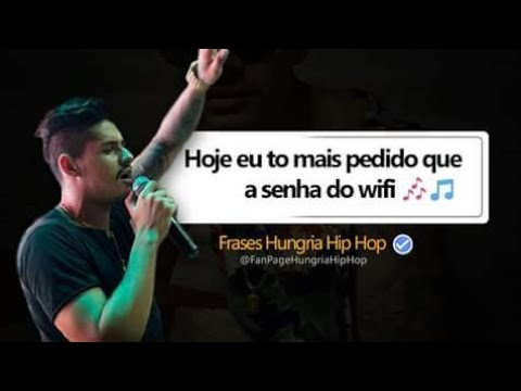 Fotos E Frases - Hungria Hip Hop ( Rumo a 200 inscritos )