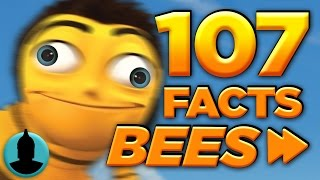 107 Bee Movie Facts But Every Time Tim Says Bee It Speeds Up (Tooned Up #218.5) | ChannelFrederator
