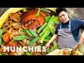 How To Make Momofuku's King Crab Noodles