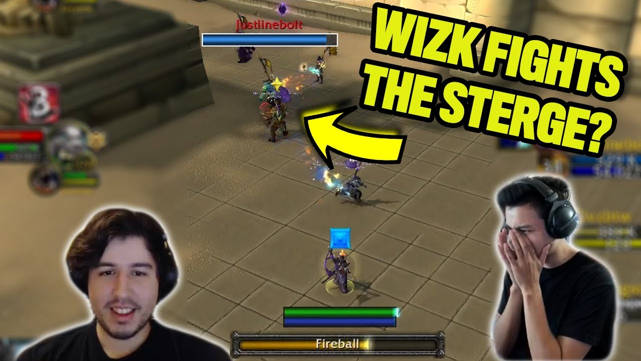 ABSTERGE VS WIZK SHOWDOWN, PIKA HAS TO SOLO WIN AGAIN! | The Move