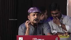 Thambi Ramaiah Speech@Madura Veeran Audio Launch | Vijayakanth | Samuthirakani | Venkat Prabhu