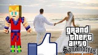 SAMP Свадьба! Alex женится!