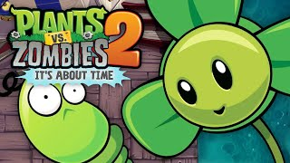 Plants vs. Zombies 2: It's About Time | INSTANT WAVE-CLEAR TRICK! (iOS Gameplay)