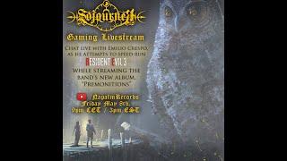 "SOJOURNER – Resident Evil 3 and ""Premonitions"" Album Livestream (#NapalmSofaSeries)"