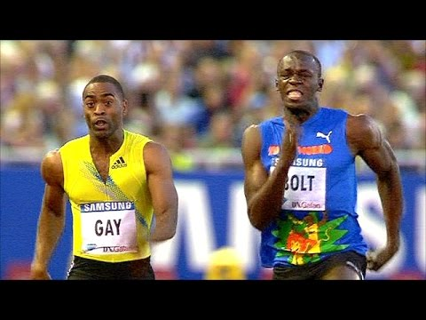 Athltisme: Bolt battu par Tyson Gay - Le Parisien
