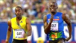 Usain Bolt VS Tyson Gay | Fastest Men 2015