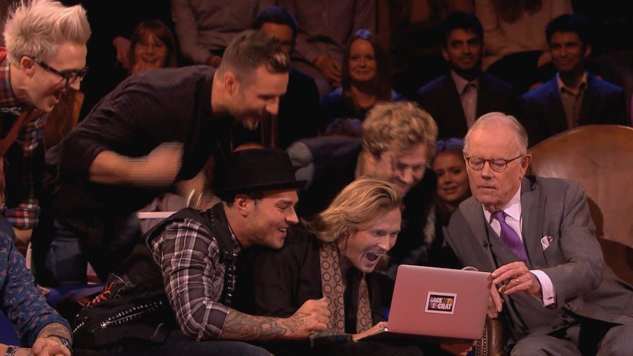 McBusted look at Jack's internet history - Backchat with Jack ...
