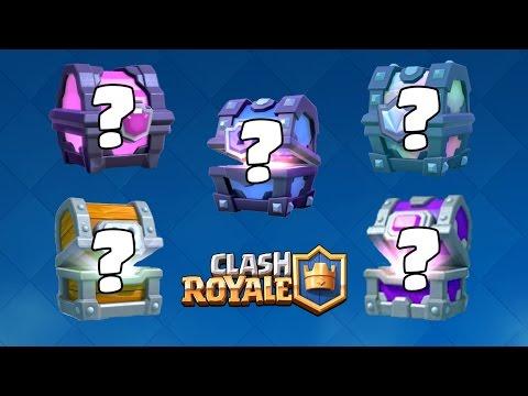 Cara Mendapatkan Super Magical Epic Legendary Chest Clash