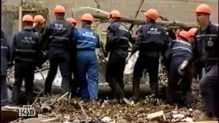 Сегодня НТВ, 14.09.1999 Взрывы домов в Москве