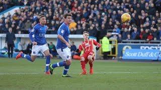 HIGHLIGHTS: Carlisle United 2-3 MK Dons