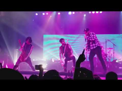 Asking Alexandria live Marquee Theatre Tempe AZ Feb 20, 2018