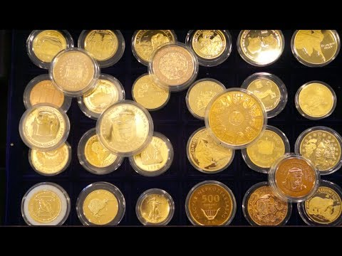 How to Make Money Buying and Selling Gold Bullion Coins
