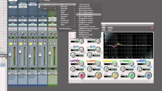 5 Minutes To A Better Mix II: Kick And Bass EQ - TheRecordingRevolution.com
