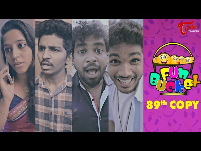 Fun Bucket | 89th Episode | Funny Videos | #TeluguComedyWebSeries