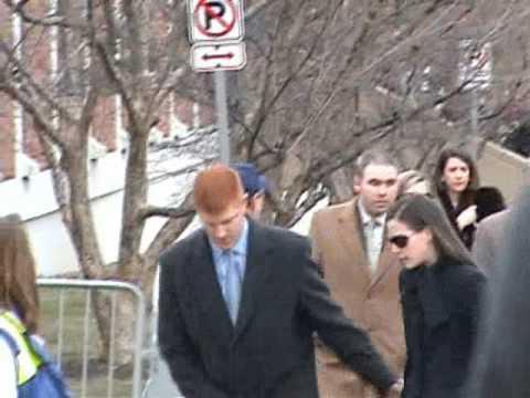 Joe Paterno Funeral Procesion 25Jan2012--- 2 mins 30 sec