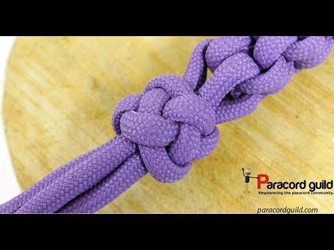 Download How To Make A Paracord Keychain How To Tie 4 Strand Round