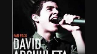 David Archuleta- Zero Gravity - iTunes Studio with Lyrics