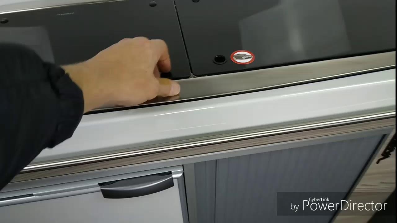 Camper van Pod-Vangear Maxi-fridge
