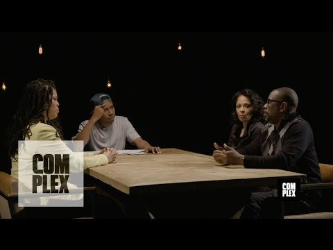 Racism in Hollywood: A Complex Roundtable (Parts I-V Uncut)