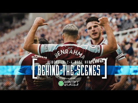 VICTORY OF THE OPENING DAY |  BEHIND THE SCENES
