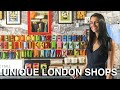 The Best Shops to Visit in London (you never heard of) 🛍 | Love and London
