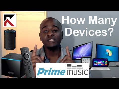 How Many Devices Can Use The Same Account Amazon Prime