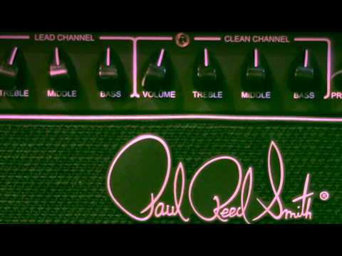 Paul Reed Smith ARCHON 25 Amplifier Review - Clean - Dirty - Delicious