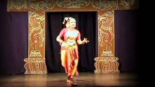 Bharatanatyam Krishnaya Tubhyam Namaha - Krishna, the Undaunted Little dancer Padma Subrahmanyam