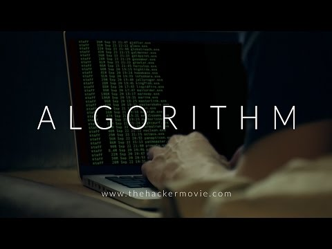 Random Movie Pick - ALGORITHM: The Hacker Movie YouTube Trailer