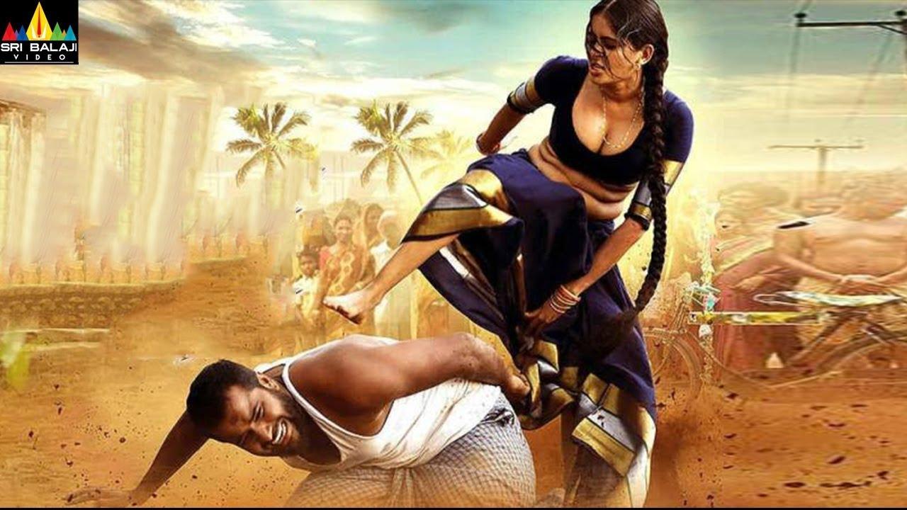 Download Lajja Movie Scenes | Madhumitha fight with Shiva | Latest Telugu Scenes | Sri Balaji Video