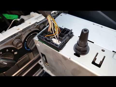 Печка дует холодным воздухом Ford Focus 2