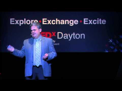 El futuro de Dayton   Tony Ortiz   TEDxDayton