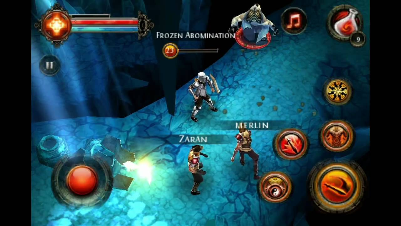 Dungeon Hunter 2 - iPhone/iPod touch - Trailer - YouTube