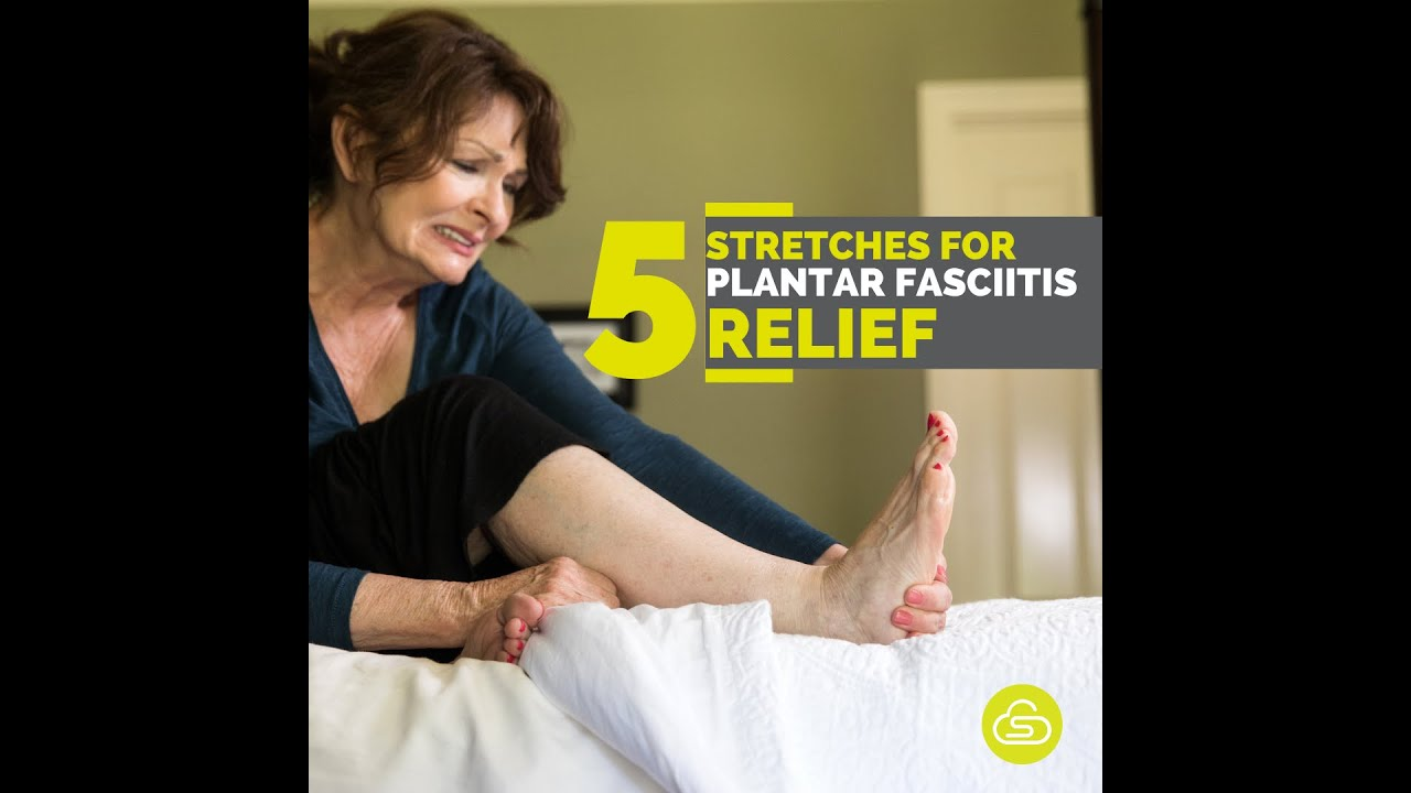 894cb1e1850 5 Best Stretches for Plantar Fasciitis Relief - Orthopedic Surgeon  Approved! The Healing Sole- ...