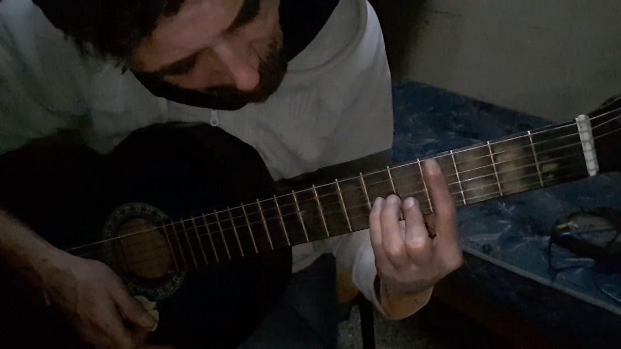 como tocar i want to break free en guitarra