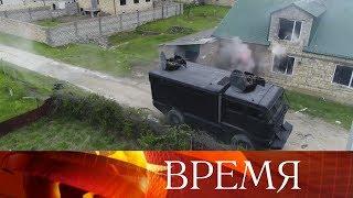 ФСБ сообщила о проведении серии спецопераций в нескольких российских регионах.