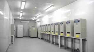 Khudairi Group - Pre Fabricated Electrical Buildings