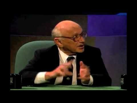 Milton Friedman debates a protectionist