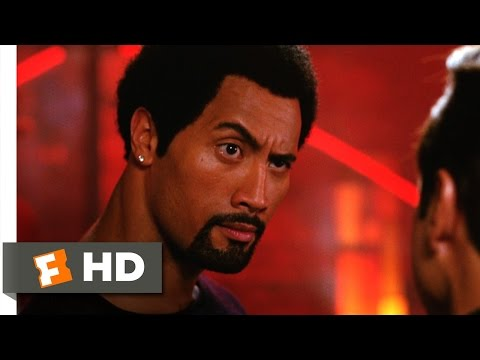 Be Cool (2/11) Movie CLIP - The Raised Eyebrow Look (2005) HD